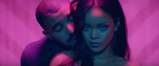 "—Screenshot of Rihanna's ""Work"" courtesy of VEVO"