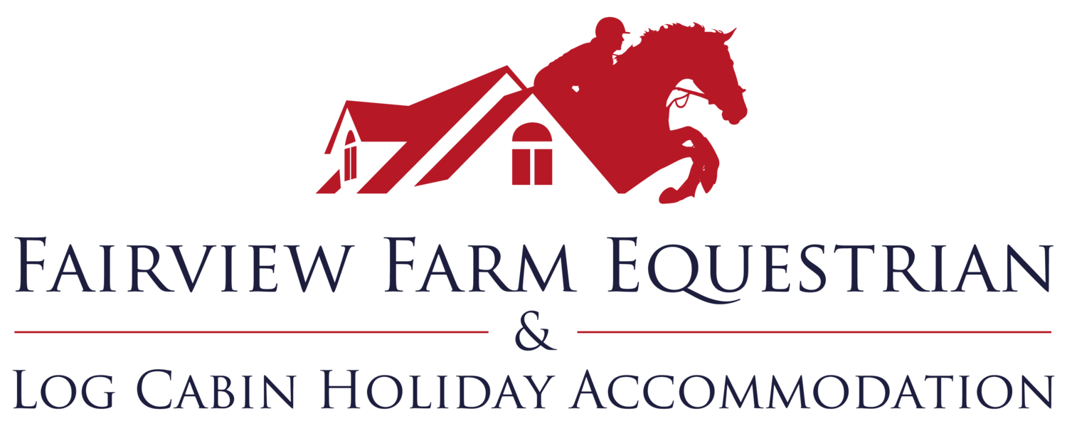 WELCOME TO FAIRVIEW FARM LOG CABIN HOLIDAY ACCOMMODATION & FAIRVIEW EQUESTRIAN
