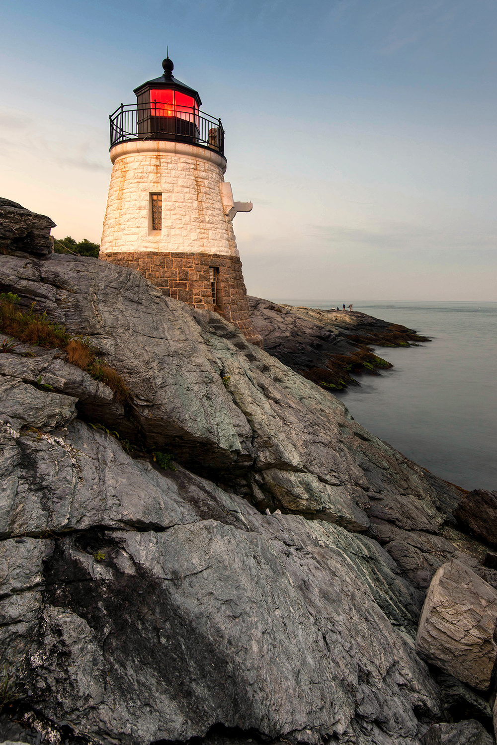 Castle Hill Lighthouse | Newport RI.