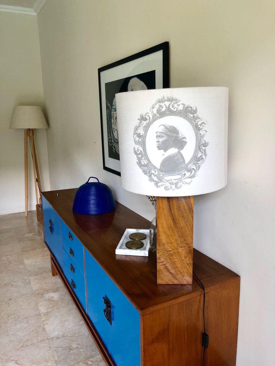 Le Souq Lamp + Shade