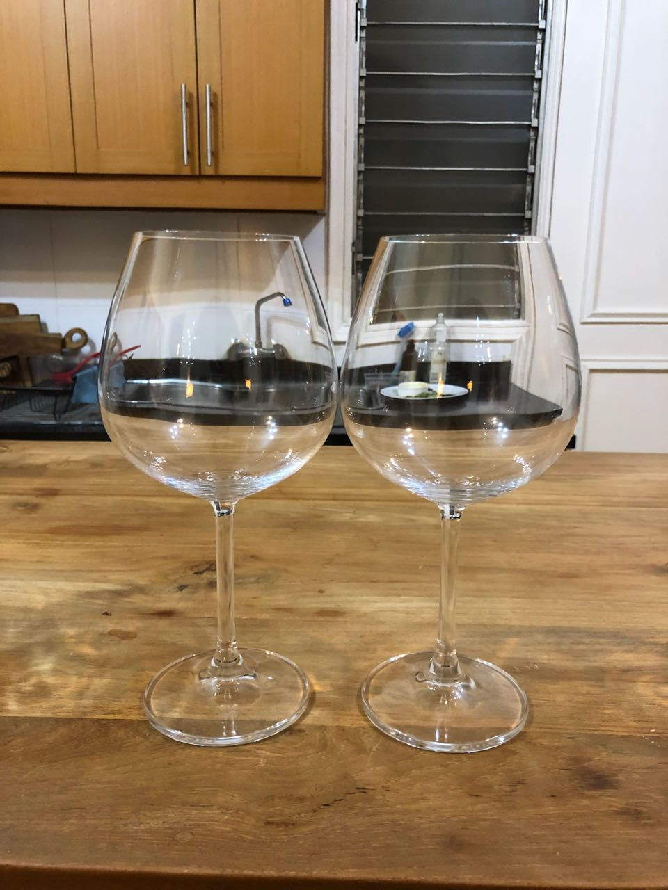 Wine Glasses (4 available)