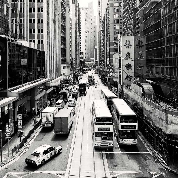 Street Canyon