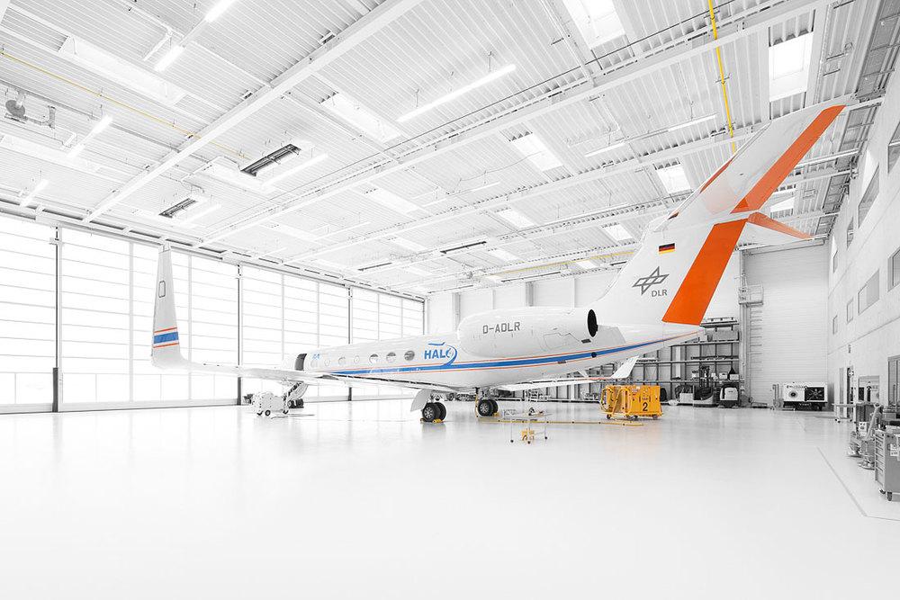 DLR HALO | Gulfstream G550