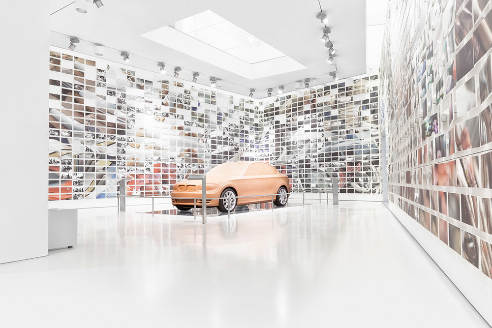 BMW Museum | Clay Model