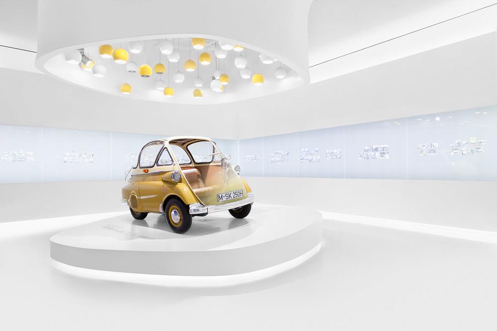 BMW Museum | Isetta