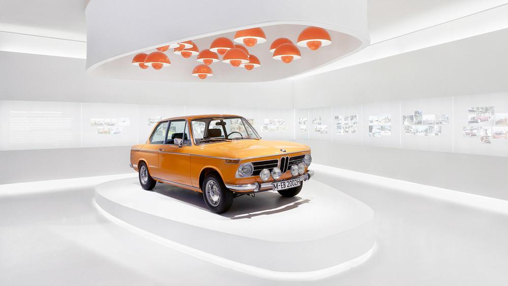BMW Museum | BMW 2002 ti