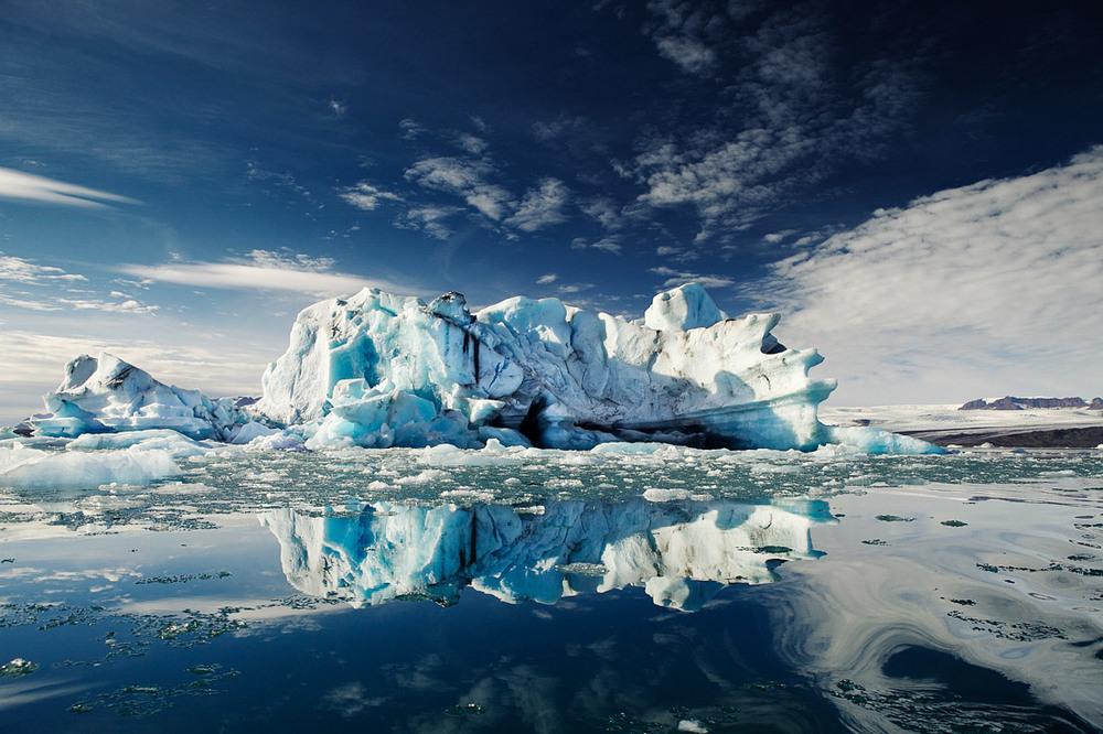 Jökulsárlón Iceberg I