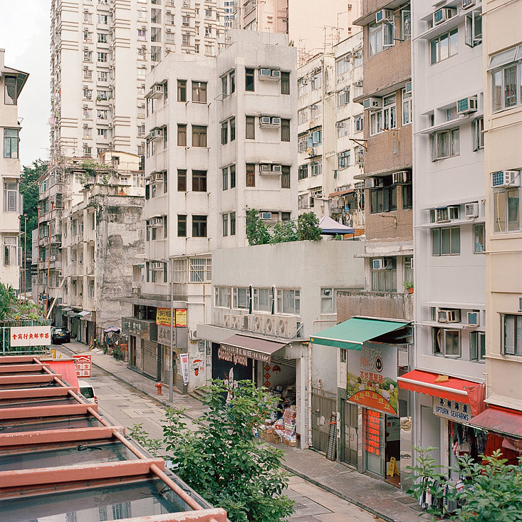 Streets of Hong Kong II