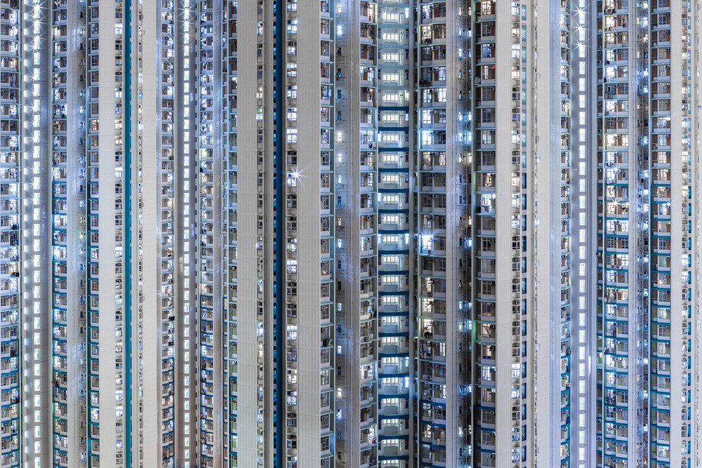 Urban Barcode XI