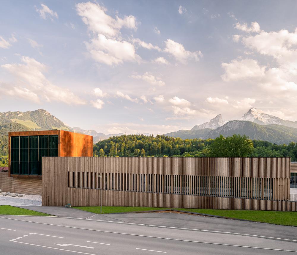 Haus Berge: Manuel Irritier • Haus Der Berge