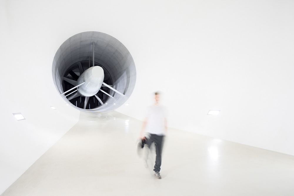 BMW Wind Tunnel | Rotor