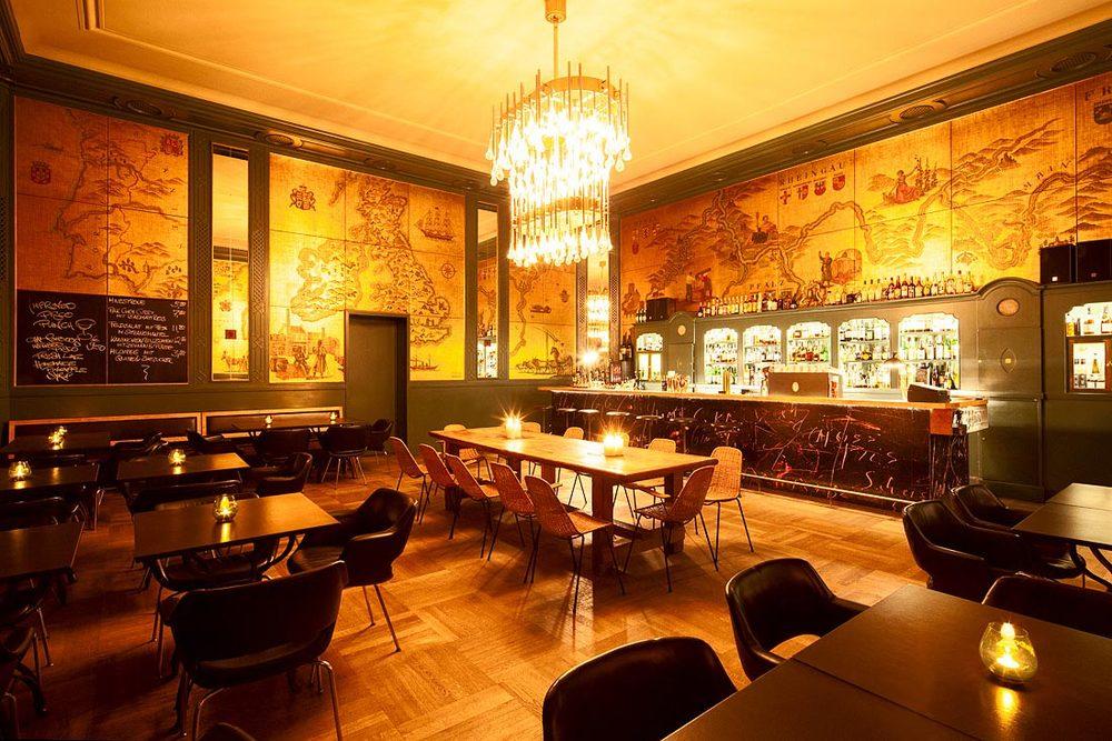 Goldene Bar | Haus der Kunst