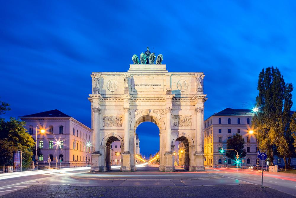 Siegestor München II