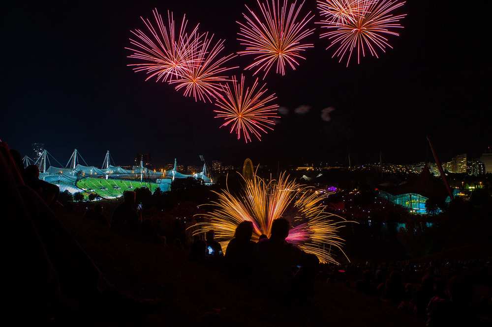 Fireworks / Feuerwerk