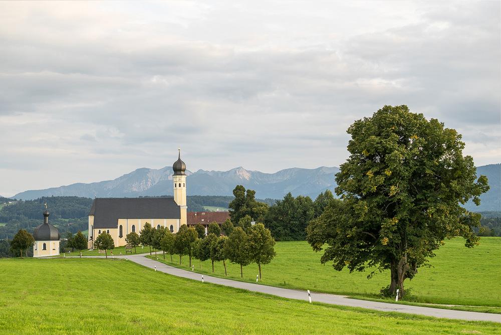 Wallfahrtskirche Wilparting
