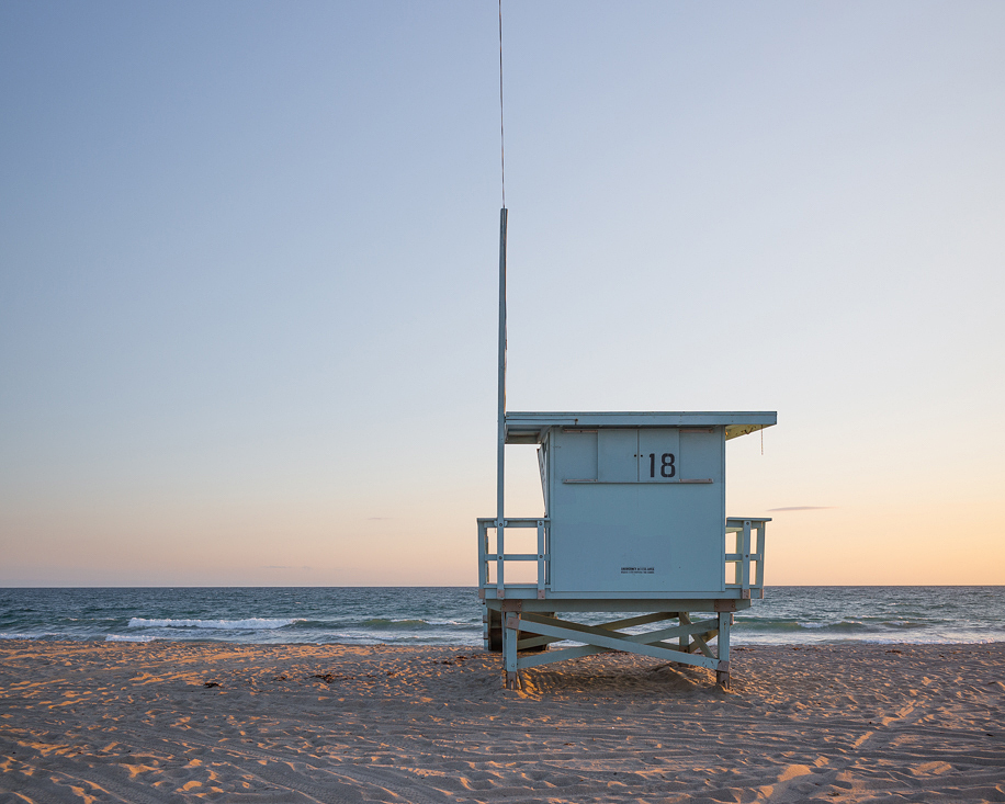 Venice Beach Lifeguard Tower I