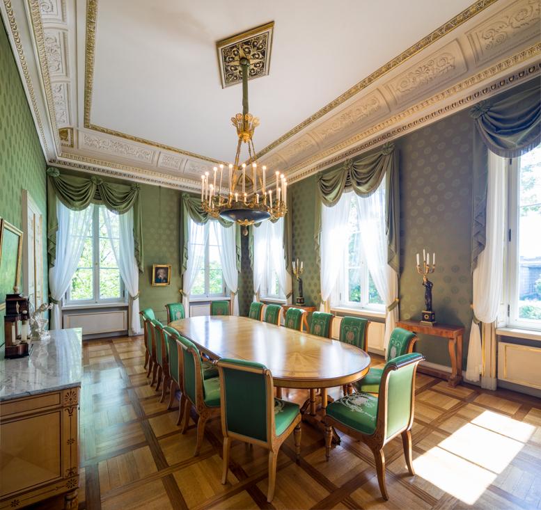 Prinz Carl Palais– Grüner Salon