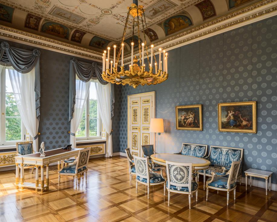 Prinz Carl Palais –Ministerpräsidentenzimmer