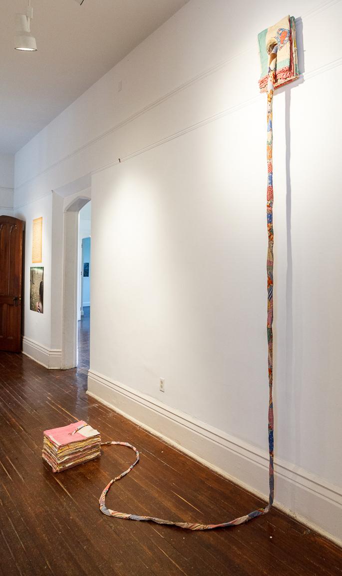 Rope Piece, After Robert Morris