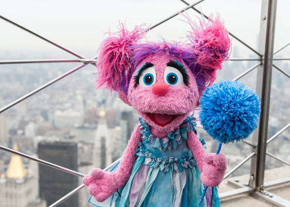 Sesame Street to Focus on Autism - click the picture above to access full article