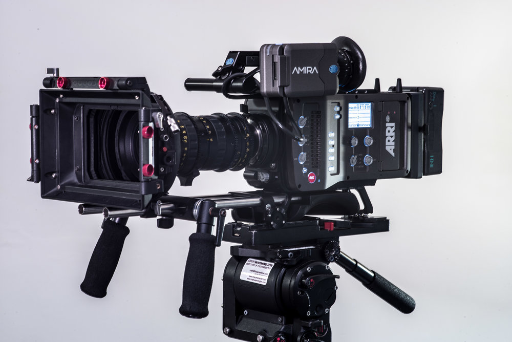 Arri Amira single op documentary/handheld mode.