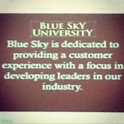 Blue Sky Pipeline University