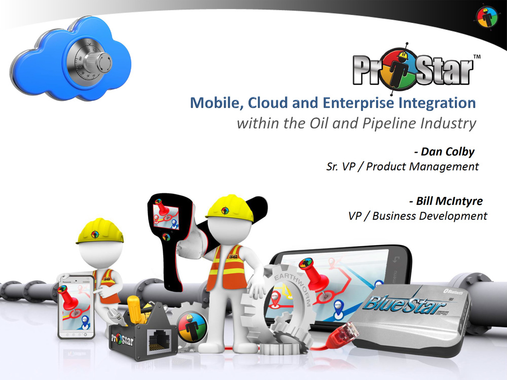 Mobile, Cloud, and Enterprise Integration within the Oil and Pipeline Industry