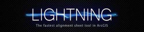 lightning-alignment-sheet-arc-gis