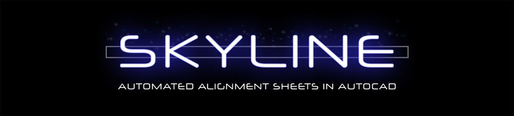 skyline pipeline automation sheet generation cad