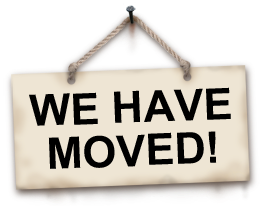 Please see the Welcome page and Location page for information about our new location!