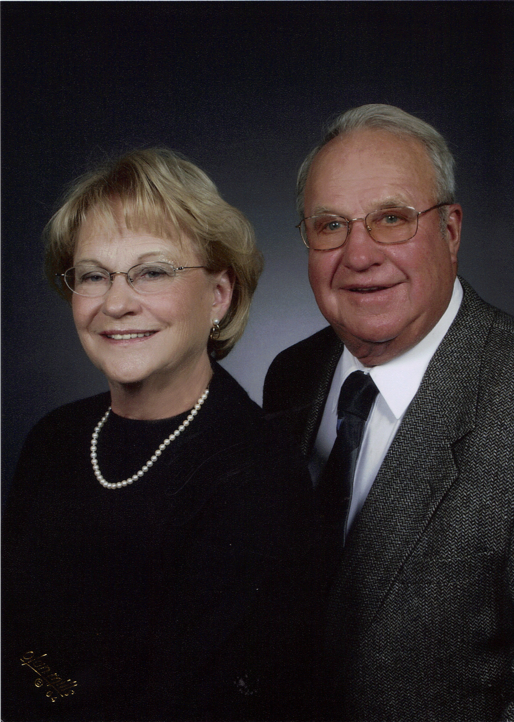Joyce & Paul Herlitzke | Founders