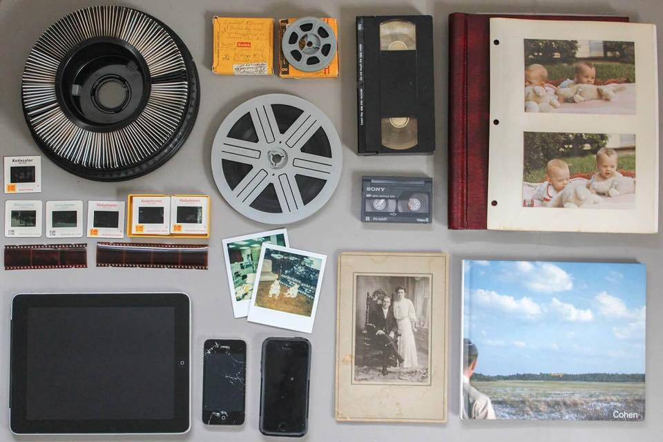 Preservation & Restoration - We will help you preserve memories by scanning your photos, restore old photos, converting old movies or creating backups of your digital files before they are lost for ever.