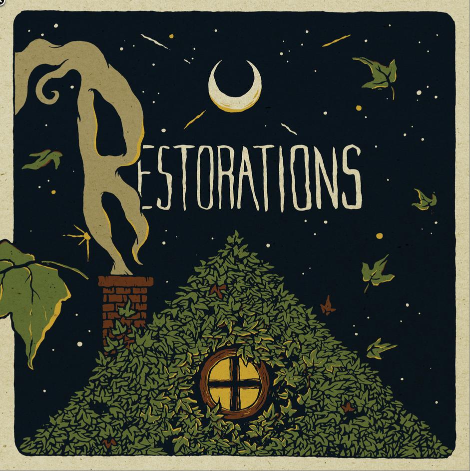 Restorations' new album   LP2