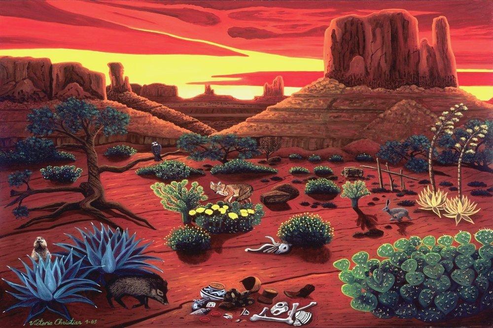 Desert Memoirs