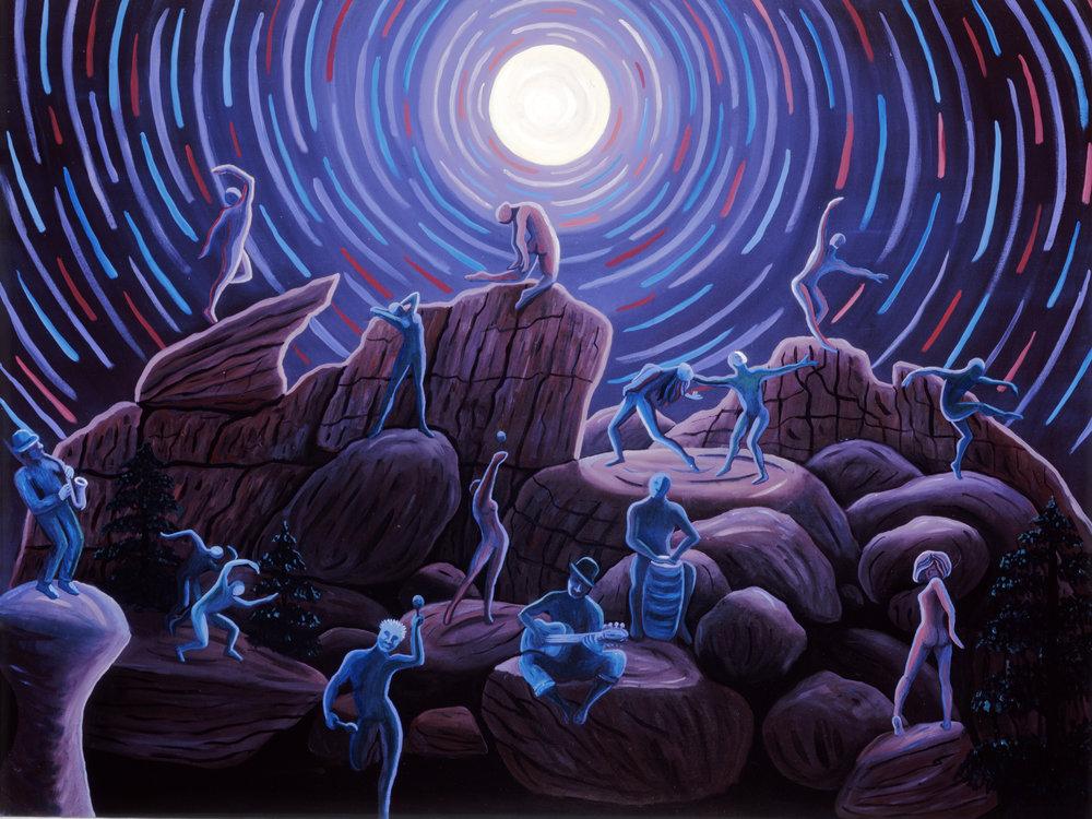 Lunar Rhythms