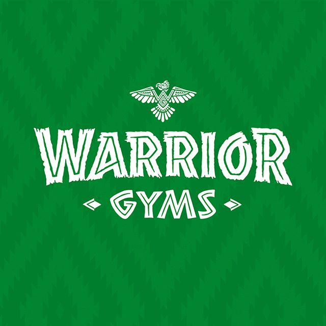 Logo for @warriorgyms