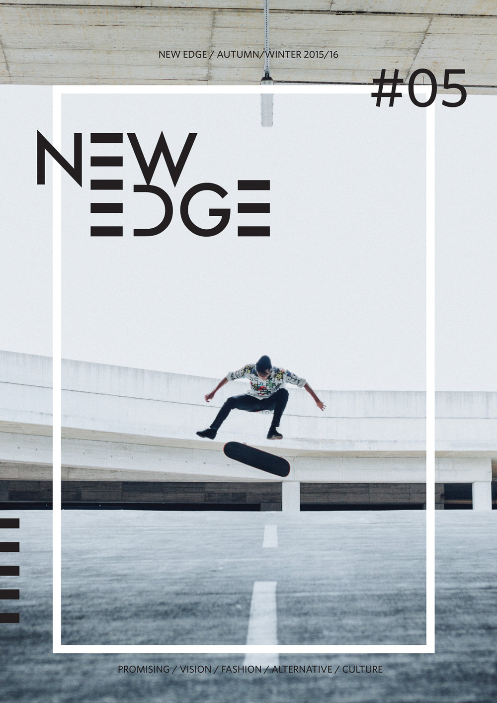 New Edge Magazine | Cover