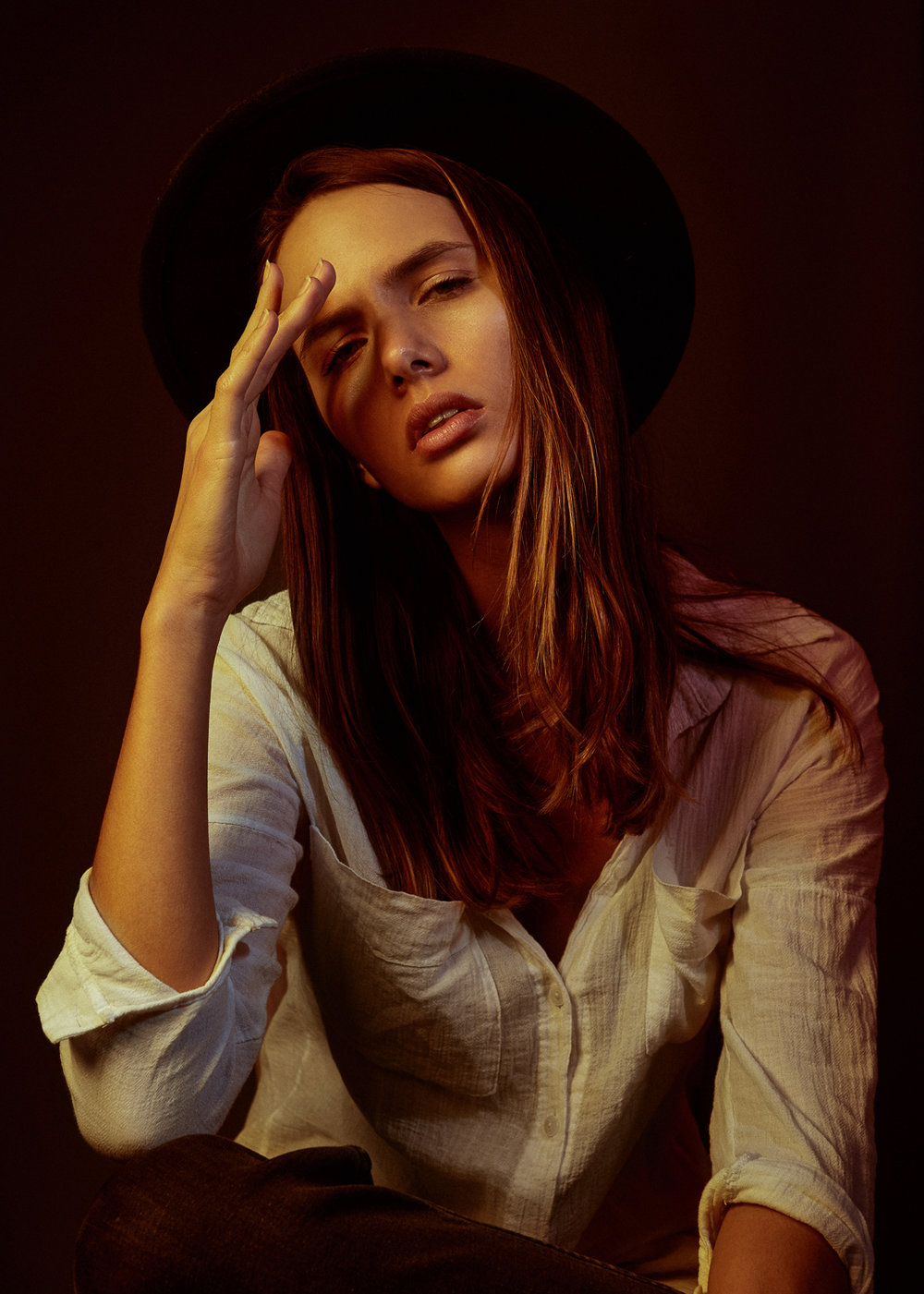 Angelika | Pearl Model Management Berlin