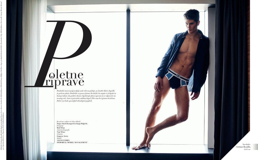 David Magazine Editorial