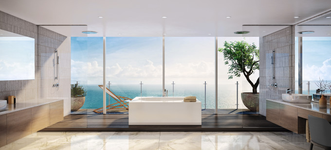 Master bathroom at Oceana Bal Harbour.jpg