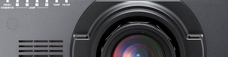 Panasonic PT-DZ21KU | 20K Lumens - HD DLP
