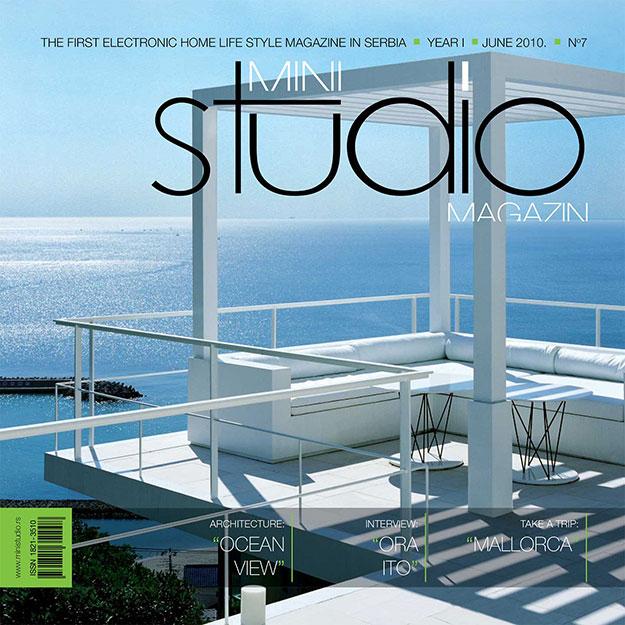 Mini Studio mag