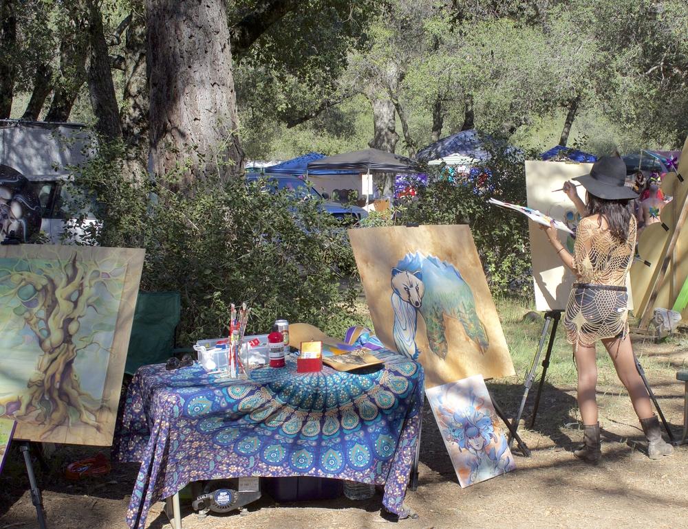 Desert Hearts Spring Festival 2015