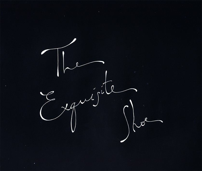 TheExquisiteShoe_Type - Inverted.jpg