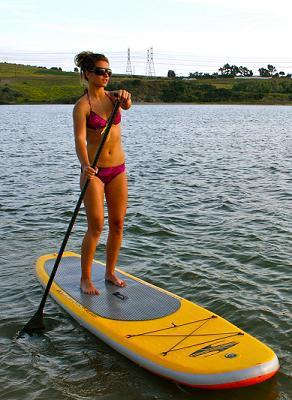 San Diego SUP Lessons Classes and Rentals