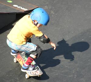 San Diego Skateboard Lessons Ocean Beach