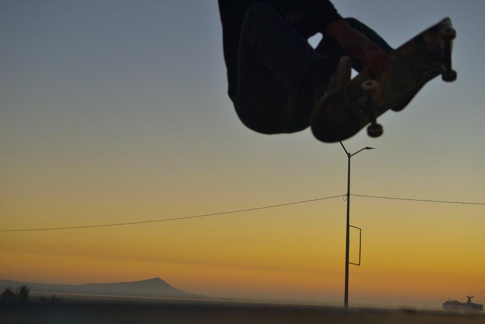 Baja Sunset Skate