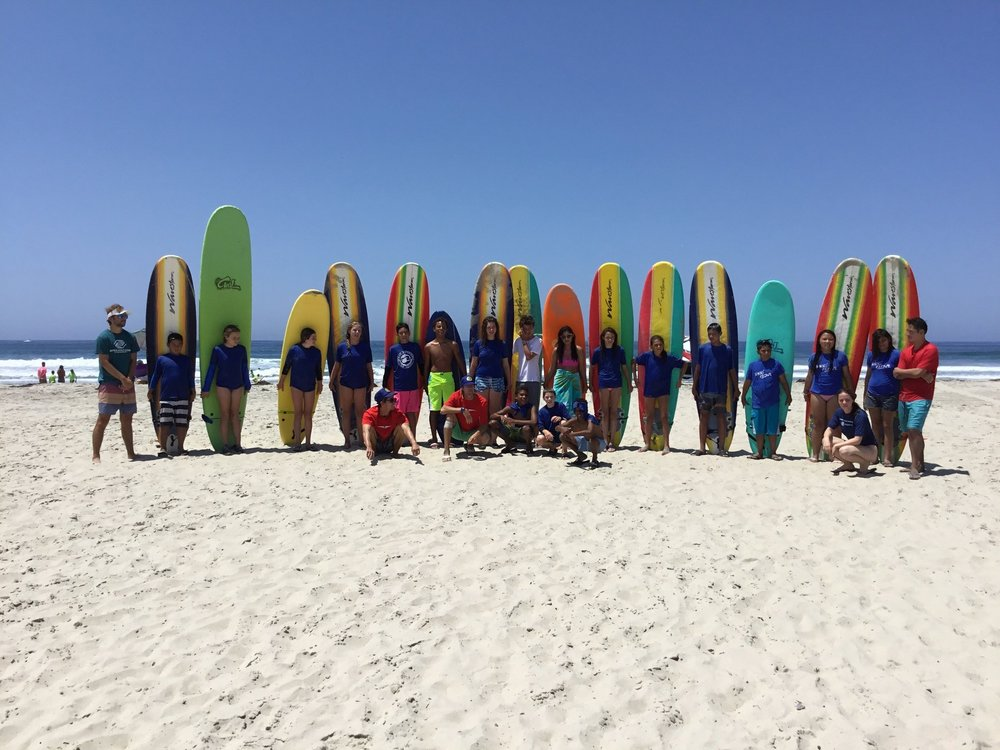 2018 Summer Surf Camp