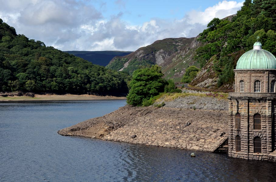 Elan Valley Dam