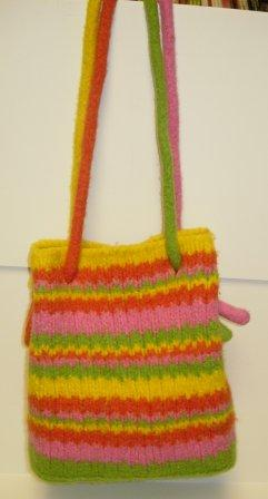 Summer Felted bag.JPG